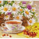 Полуденный чай Набор для вышивания Алиса
