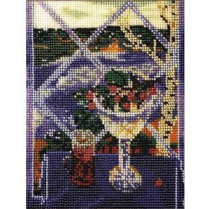 Ностальгия Набор для вышивки бисером Кроше