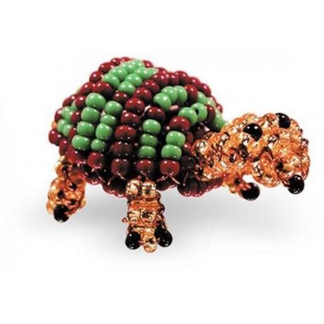 Игрушка Черепаха Набор для бисероплетения Кроше