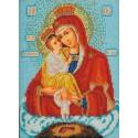 Почаевская Богородица Набор для вышивки бисером Кроше
