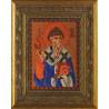 Святой Спиридон Тримифунтский Набор для вышивки бисером Кроше