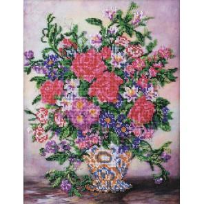 Вальс цветов Набор для вышивки бисером Кроше