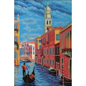 Колокольня Сан Марко. Венеция Набор для вышивки бисером Кроше
