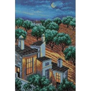 Ночь Андалусия Набор для вышивки бисером Кроше