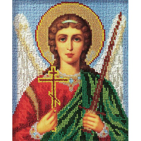 Ангел-Хранитель Набор для вышивки бисером Кроше