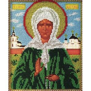 Святая Матрона Московская Набор для вышивки бисером Кроше