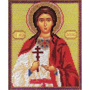 Святая Любовь Набор для вышивки бисером Кроше