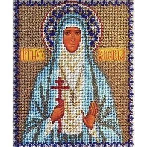 Святая Елизавета Набор для вышивки бисером Кроше