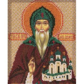 Святой Олег Набор для вышивки бисером Кроше