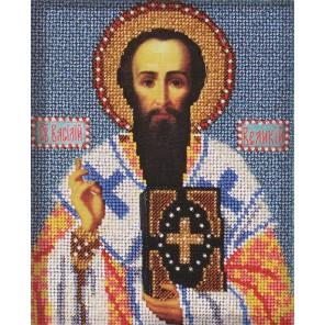 Святой Василий Набор для вышивки бисером Кроше