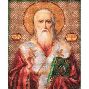 Святой Дионисий Набор для вышивки бисером Кроше