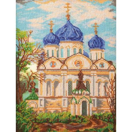 Дорога к храму Набор для вышивки бисером Кроше