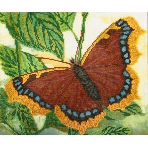 Янтарное сияние Набор для вышивки бисером Кроше