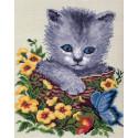 Мурзик Ткань с рисунком Матренин посад