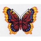 Траурница Ткань с рисунком Матренин посад