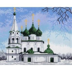 Церковь Спаса-на-Городу Ткань с рисунком Матренин посад