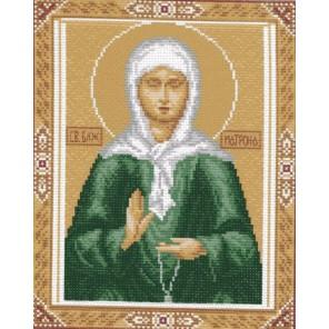 Святая Матрона Ткань с рисунком Матренин посад