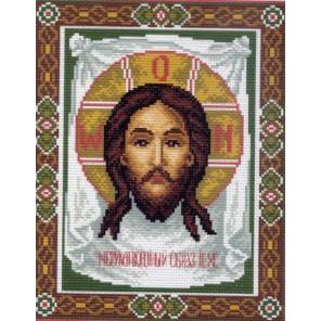 Спас Нерукотворный Ткань с рисунком Матренин посад