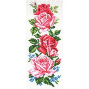 Ткань с рисунком Матренин посад