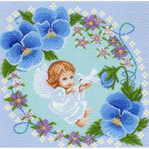Благодатная весть Ткань с рисунком Матренин посад