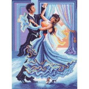 Танец Ткань с рисунком Матренин посад