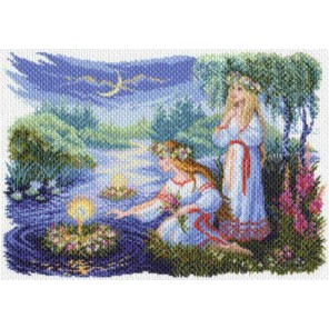 Ночь на Ивана Купалу Ткань с рисунком Матренин посад