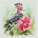 Райская птица Ткань с рисунком Матренин посад