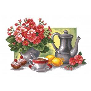 Натюрморт Ткань с рисунком Матренин посад