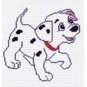 Первые шаги Канва с рисунком для вышивки Матренин посад