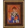 №44 Рамка со стеклом для иконы Спиридон Тримифунтский