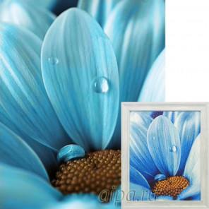 Собранная мозаика Капля росы Алмазная вышивка мозаика Гранни