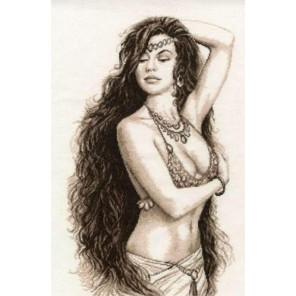 Шакира Набор для вышивания Золотое Руно
