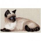 Тайская кошка Набор для вышивания Риолис