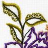 Цветочные мотивы Набор для вышивания Риолис