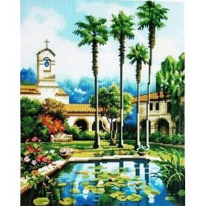Райский сад Алмазная мозаика вышивка на подрамнике Painting Diamond