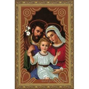 В рамке Святое семейство Алмазная мозаика вышивка Painting Diamond