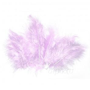 Сиреневые перья марабу Efco