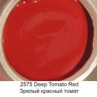 2575 Зрелый красный томат Акриловая краска FolkArt Plaid