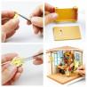 Сборка Кукольное ателье Набор для создания миниатюры румбокс