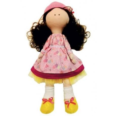 Принцесса Гортензия Набор для изготовления дизайнерских игрушек