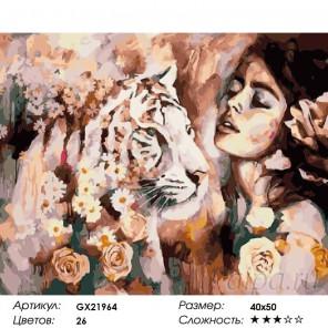 Родственные души Раскраска картина по номерам акриловыми красками на холсте