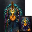 Магический дух Алмазная вышивка мозаика Гранни
