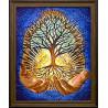 Готовая картина Древо жизни Алмазная вышивка мозаика Гранни