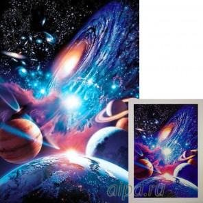 Вселенная бесконечна Алмазная вышивка мозаика Гранни