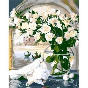 Вспоминая Венецию Картина по номерам акриловыми красками на холсте