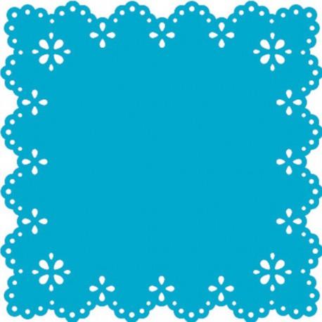 Бордюр и Угол Кружевное ушко Фигурные дыроколы для скрапбукинга, кардмейкинга Martha Stewart Марта Стюарт