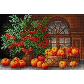 Осенний натюрморт Алмазная вышивка мозаика