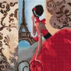 В Париже Алмазная вышивка мозаика Iteso
