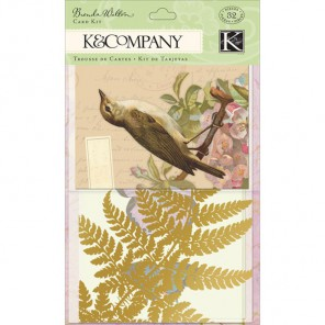 Весна Набор создания открыток для скрапбукинга K&Company