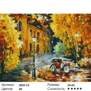Количество цветов и сложность Город Раскраска картина по номерам на картоне Белоснежка